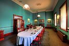 Customs House Dining Room • Brisbane • Queensland by William Bullimore