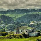 House on a hill by chaisetaylor
