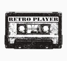 retro tape by kraftseins