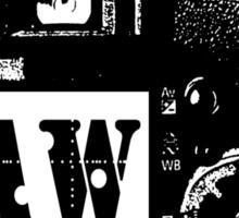 rawshooter Sticker
