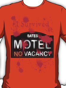 Bates Motel - I Survived! - T-shirt T-Shirt