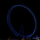 London Eye by Alessandro Ionni