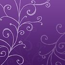 Stylish Swirl Purple by Rewards4life