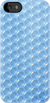 Bubble Wrap iphone case by ANDIBLAIR