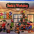 Santas Workshop  by Chuck Gardner