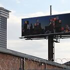 New Orleans Billboard Art project 2011 by Andy Mercer