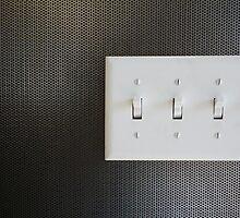 Light Switches by Robert Baker