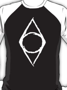Thieves Guild Shadowmark (white) T-Shirt
