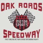 Oak Roads Speedway by aBrandwNoName