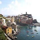 Vernazza View by Emma Holmes