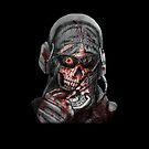 Zombie Ghost for iphone by xarispa