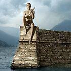Statue Man by Massimo Serzio