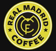 Real Madrid Coffee by Miltossavvides