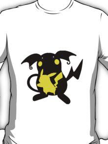 pikachu evolution chart T-Shirt