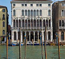 Ca' Loredan, Venice , city hall palaces of Venice. by twebster92