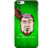 Drivel with Spencer Logo iPhone Case/Skin