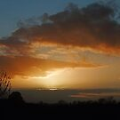 Sunset, Wiltshire by Graham Hiscock