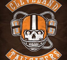 Cleveland Tailgaters Only by WeBleedOhio