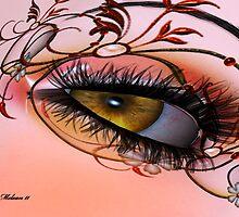 Eye Art Fantasy # 2 by Junior Mclean