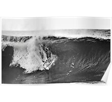 Andy Irons At Rip Curl Pro Pipe Masters 06-2 Poster