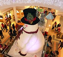 Christmas At Foyleside by Fara