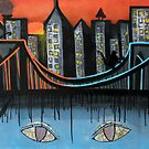 The City that Never Sleeps  by Jacob  Henderson