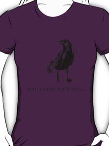 Crow (Jon snow) T-Shirt