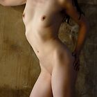Abandoned nude by Roger Mann