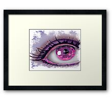 I'll be seeing you Framed Print