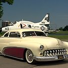 Classic Mercury Lead Sled Collection by TeeMack