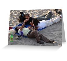Friends - Amigos Greeting Card