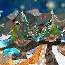 Quilted Christmas by Regina Valluzzi