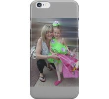 Maryann and Emily iPhone Case/Skin