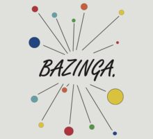 Bazinga (Big Bang Theory) by Ninboy