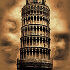 Pisa by Tom Prendergast
