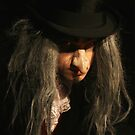 Ebenezer Scrooge on his best by patjila