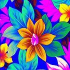 Floral Bikini by yonni