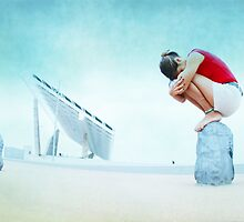 Leticia and Pedro by Wari Om  Yoga Photography