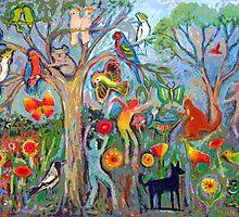 Australian dream by Karin Zeller