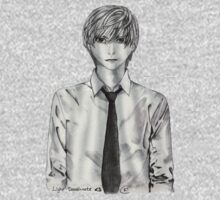 Light Yagami - Death Note by NuttyRachy