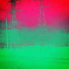 pylon pop art by ShellyKay