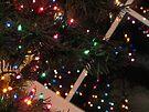 Christmas Lights by Veronica Schultz