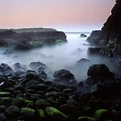 &quot;Hazy Depths&quot;  Kiama, NSW - Australia by Jason Asher