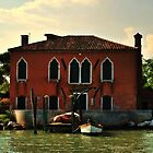 I wish I had a house in Burano by oddoutlet