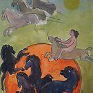 Les Juments de Diomede by AgnesZirini