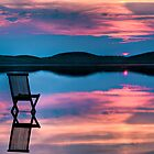Surreal Sunset by Gert Lavsen