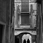 Venice Shadows by Louise Fahy