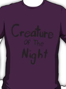 Creature Of The Night T-Shirt