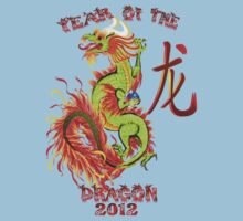 Year Of The Dragon-2012 by Lotacats