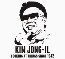 Kim Jong-il, Looking at things from 1942-2011 by kimjongil